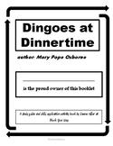 Dingos at Dinnertime