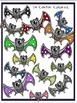 Dingy Bats Clipart (Embellish Yourself Artworks)