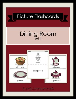 Dining Room set II Picture Flashcards