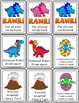 Dino Dig - Dinosaur Sight Word Game
