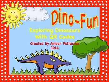 Dino-Fun:  Exploring Dinosaurs with QR Codes
