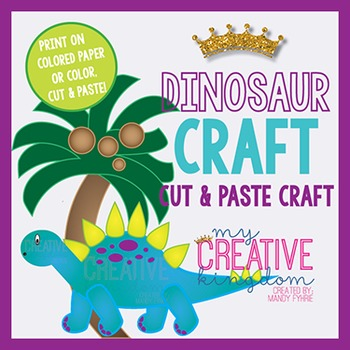 Dino Prehistoric Craft