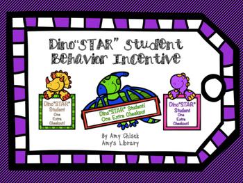 "Dino""STAR"" Student Behavior Incentive"