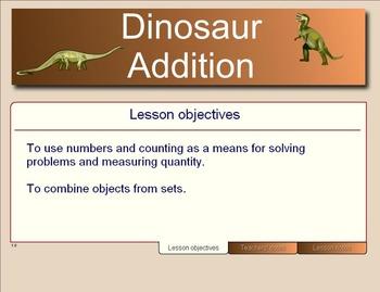 Dino add