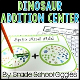 Dinosaur Addition Centers