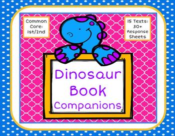 Dinosaur Book Companions: 30 Fiction and Nonfiction Respon