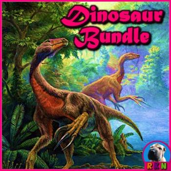 Dinosaur Bundle - PowerPoints & Activities