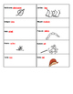 Dinosaur Characteristics in French Handout