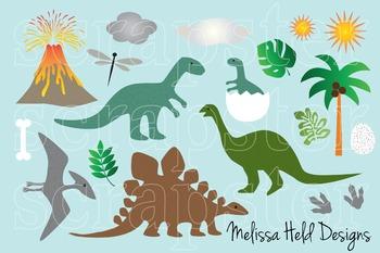 Clipart: Dinosaur Clip Art