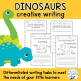 Dinosaur Creative Writing Activities