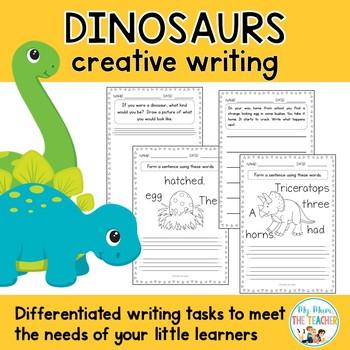Dinosaur Creative Writing Activities