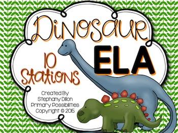 Dinosaur ELA Stations