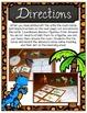 Dinosaur Facts Write the Room Center