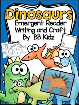 Dinosaur Facts and Emergent Reader / Kindergarten