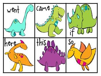 Dinosaur Freebie!