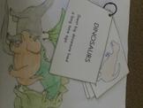 Dinosaur Matching Book
