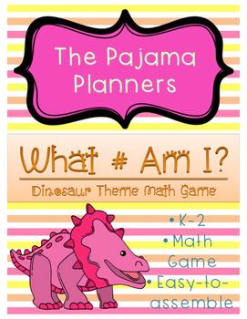 Dinosaur Math Game
