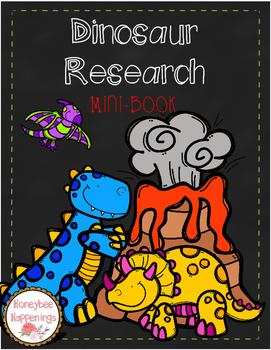 Dinosaur Research Mini-Book