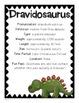 Dinosaur Resource Pack