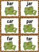 Dinosaur Roar 'R' Controlled Vowels Word Games