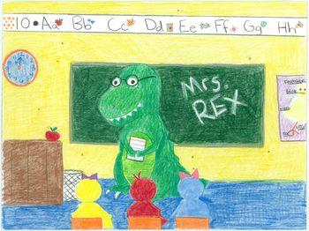 Dinosaur Substitute