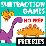 Subtraction Free: Subtraction Games for Subtraction Facts
