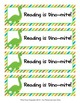 Dinosaur Theme Bookmarks