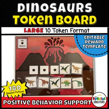 Dinosaur Token Board (10)