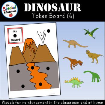 Dinosaur Token Board (6)