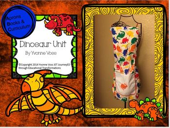 Dinosaur Unit (Literacy and Math Activities)