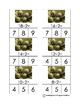 Dinosaur Math Clip Cards