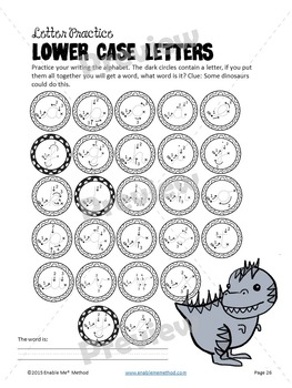 Alphabet Cursive Handwriting Worksheets for 5 - 11 years: