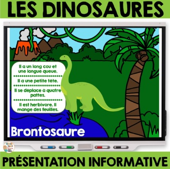 Dinosaures - French - Français