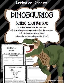 Dinosaurios Unidad Cientifico