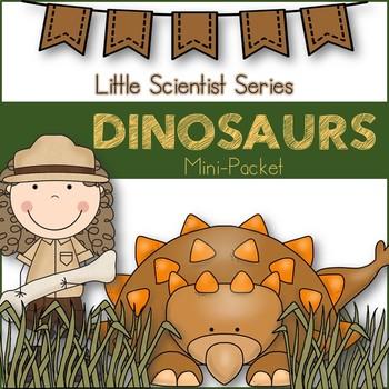 Dinosaurs (Emergent reader/graphic organizers)