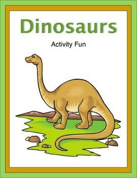 Dinosaurs Activity Fun
