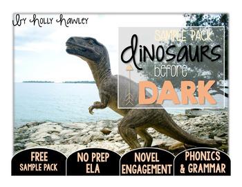 Dinosaurs Before Dark NO PREP (ELA) SAMPLE