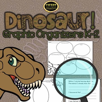 Dinosaurs! (K-2: RI.1.1; RI.1.2: RI.1.4; RI.1.5; RI.1.6; R