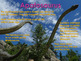 """Dinosaurs: Sauropods - """"The Pre-historic Giants"""" PowerPoint"""