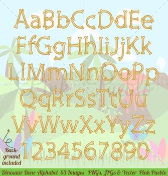 Dionosaur Clipart, Dinosaur Clip Art, Dinosaur Alphabet Clipart