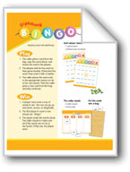 Diphthong Bingo (Diphthongs: Phonics Games)