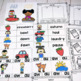 Diphthong Bundle- Words Sort Activities and Printables