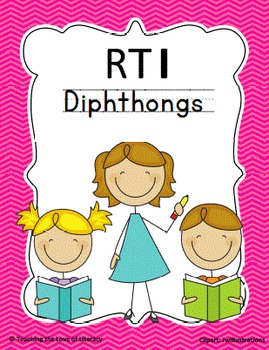 Diphthong Response to Intervention Kit