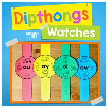 Diphthongs Watches
