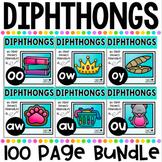 Diphthongs Bundle