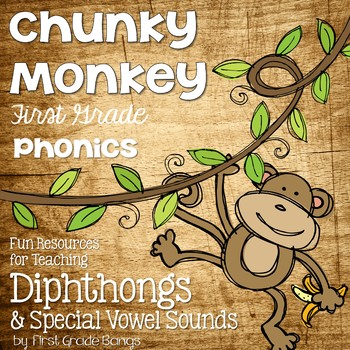 Diphthongs and Special Vowels -Teaching Resources and Lite