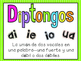 Diphthongs in Spanish