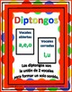 Diptongos -Posters and Cards