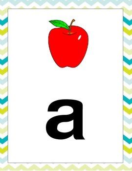 Direct Instruction Alphabet