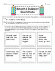 Direct and Indirect Quotations: Practice Pages and Quick Quiz